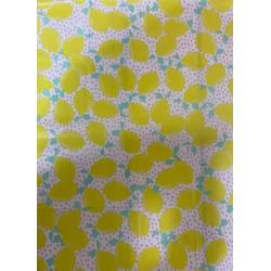Papel décopatch limones