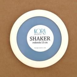 Shaker redonda 13 mm