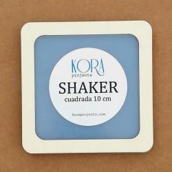 Shaker cuadrada 10 mm