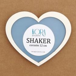 Shaker corazón 12 mm