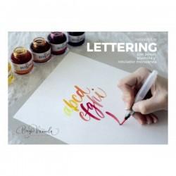 Libro de iniciación al lettering
