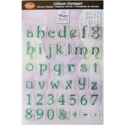 Sello abecedario