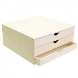 Caja para papeles de Scrap