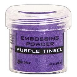 "Embossing powder ""Morado"""