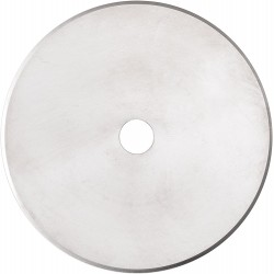 Cuchilla de Recambio de Titanio para Cortador Giratorio, 45 mm