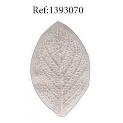 Molde de hojas de marmolina