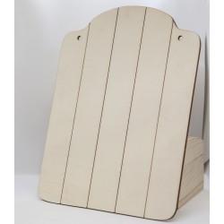 Tablilla rectangular